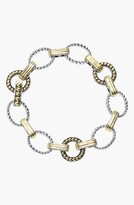 Lagos Women's 'Enso' Two-Tone Link Bracelet