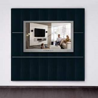 Orren Ellis Alhambra Floating Entertainment Center for TVs up to 60 inches Orren Ellis Color: Magic Black