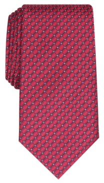 Perry Ellis Men's Nascarella Grid Tie