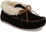 Minnetonka 'Chrissy' Slipper Bootie (Women)