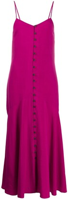 Mara Hoffman flared sleeveless dress
