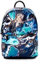 Ted Baker Blue Lagoon Nylon Backpack