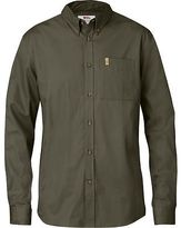Fjäll Räven Ovik Solid Twill Shirt - Long-Sleeve - Men's