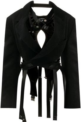 Junya Watanabe Cropped Harness Jacket