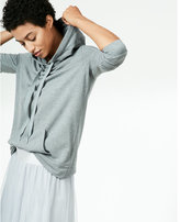 Express solid popover hoodie