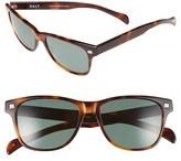 Salt Men's 'Renzo' 55Mm Polarized Sunglasses - Burlywood/ Grey