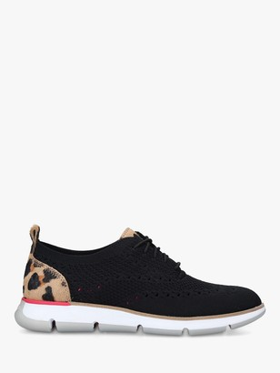 Cole Haan 4 Zerogrand Lace Up Fabric Trainers