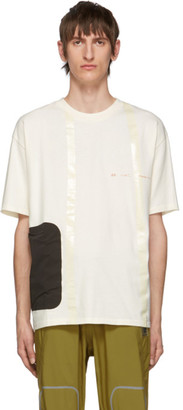 Off-White Oakley by Samuel Ross Logo Seam-Tape T-Shirt