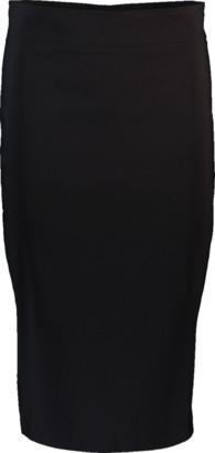 Avenue Montaigne High Waisted Pencil Skirt