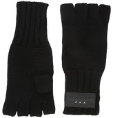 John Varvatos 3GG Jersey Fingerless Gloves