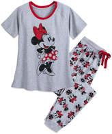Disney Minnie Mouse Pajama Set for Women Family Sleepwear