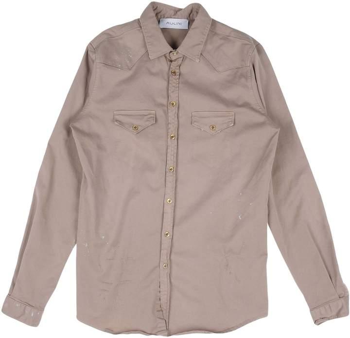 Aglini Shirts - Item 38737407SH