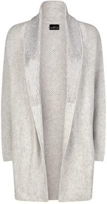 William Sharp Swarovski Embellished Cashmere Cardigan