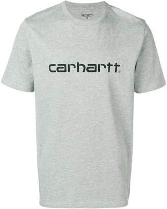 Carhartt WIP logo print T-shirt
