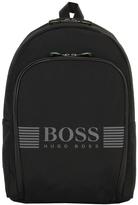 BOSS GREEN Pixel Back Pack Black 50332710002