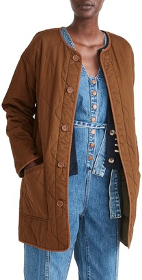 Madewell Reversible Quilted Liner Jacket