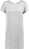 Kain Label Zelda striped cotton and modal-blend jersey mini dress