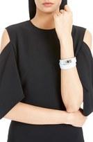 Givenchy Women's 'Obsedia' Leather Wrap Bracelet