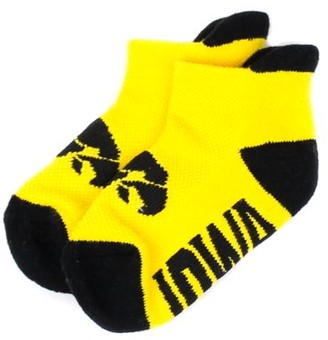 Donegal Bay Iowa Hawkeye Youth Footie Sock