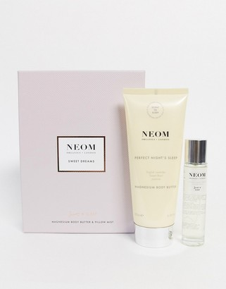 Neom Sweet Dreams Body Butter and Pillow Mist Set