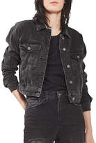 Topshop MOTO Matilda Fitted Western Jacket