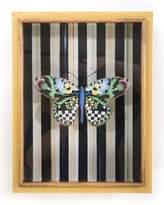 Mackenzie Childs MacKenzie-Childs Butterfly Shadow Box