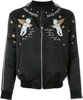John Richmond Punk Angels bomber jacket