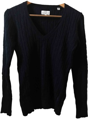 Jack Wills Navy Wool Knitwear for Women
