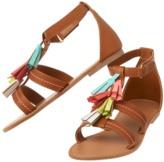 Crazy 8 Tassel Sandals