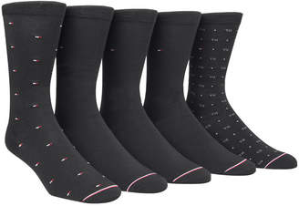 Tommy Hilfiger Men 5-Pk. Crew Socks