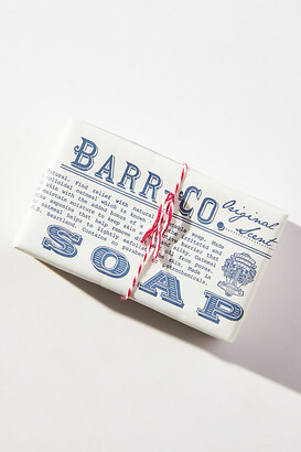 Barr Co. Barr-Co. Bar Soap By Barr-Co. in White