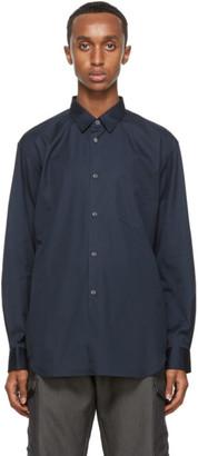 Comme des Garçons Shirt Navy Classic Forever Shirt
