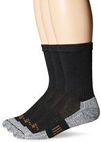 Carhartt Men's 3 Pack Force Work Crew Socks