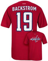 Reebok Men's Washington Capitals Nicklas Backstrom Premier Tee