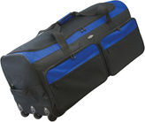 Travelers Club 36 Collapsible Rolling Duffel
