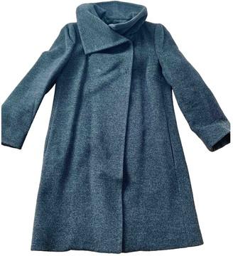 Joseph Grey Wool Coats