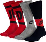 Nike 3-Pk. Cushioned Crew Socks, Big Boys