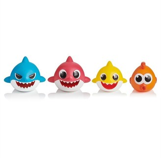 Wow Wee Pinkfong Bath Squirt Toy 4-Pack