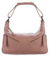 Tod's Small Leather Hobo