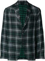 TOMORROWLAND checked blazer