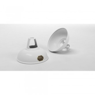 Coolicon Lighting - Large White Coolicon Lamp - large   white - White/White