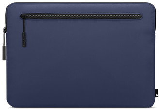Incase Compact Sleeve in Flight Nylon for 16Au MacBook Pro and 15Au MacBook Pro - navy