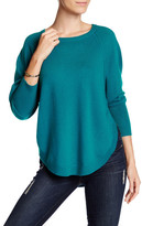 Magaschoni Wide Crewneck Cashmere Sweater