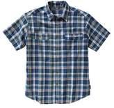Royal Robbins Men's Shasta Plaid Short Sleeve Shirt