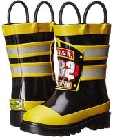 Western Chief F.D.U.S.A. Firechief Rain Boot (Toddler/Little Kid/Big Kid)