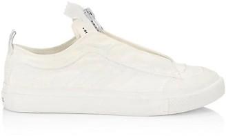 Diesel Astico Zip Low-Top Sneakers