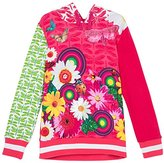Desigual Girls' Hooded Sweatshirt Andersen, Sizes 5