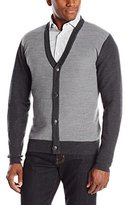 Cutter & Buck Men's Cornish Cardigan Sweater