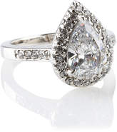 FANTASIA Antique Pear-Shaped Ring, Size 6