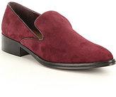 Donald J Pliner Galia Suede Slip-On Dress Loafers
